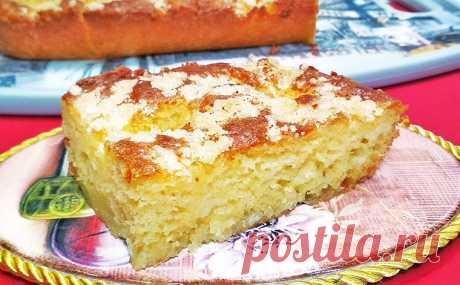 Французский сахарный пирог | Рецепты на SuperKuhen.ru