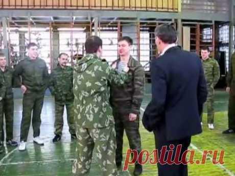 El grupo especial de operaciones GRU KGB el Combate cuerpo a cuerpo. El estilo ruso - YouTube