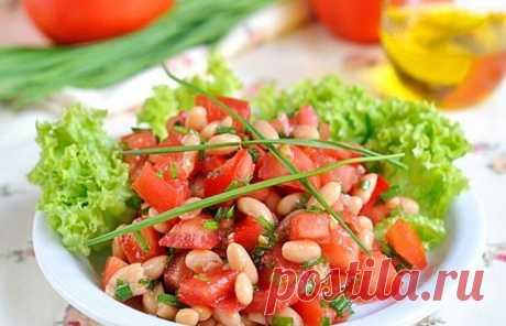4 классных салата с помидорами — Обязательно попробуйте все! — Мой город