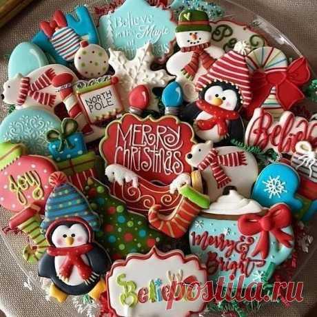 Любимые зимние сладости!