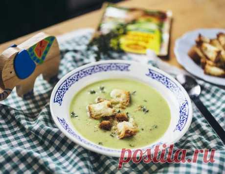 Картофельный кремсуп с брокколи - рецепт приготовления с фото от Maggi.ru