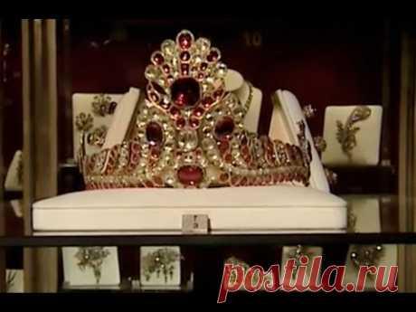 Сокровищница, которая богаче Алмазного Фонда и Хранилища английской королевы / Iranian treasury