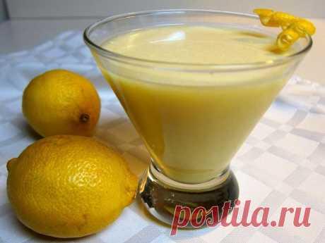 Лимонный крем: делается просто, оторваться невозможно!