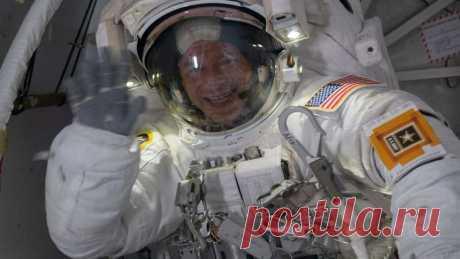 НА МКС планируется новый рекорд по количеству выходов в открытый космос В апреле в ходе пересменки экипажей Международной космической станции состоится выход в открытый космос, в ходе которого астронавт Эндрю Морган может