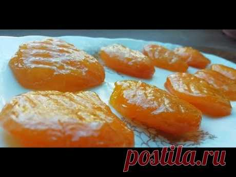 Самые красивые цукаты из персиков. Техника. Դեղձի գեղեցիկ չիր, ցուկատներ. Տեխնիկա