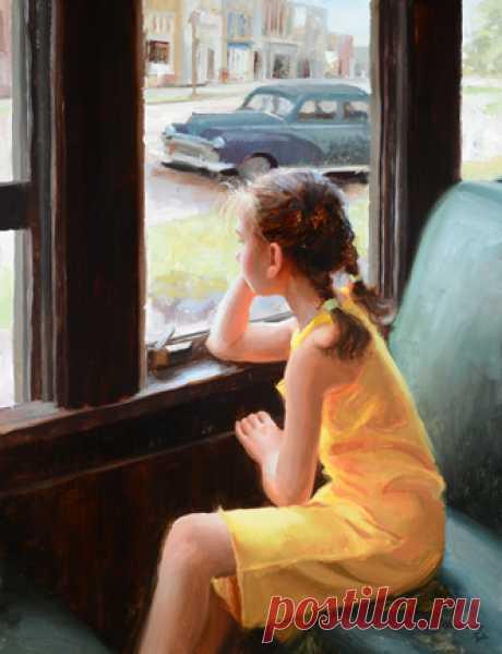 Journey through time -   Marci Oleszkiewicz
