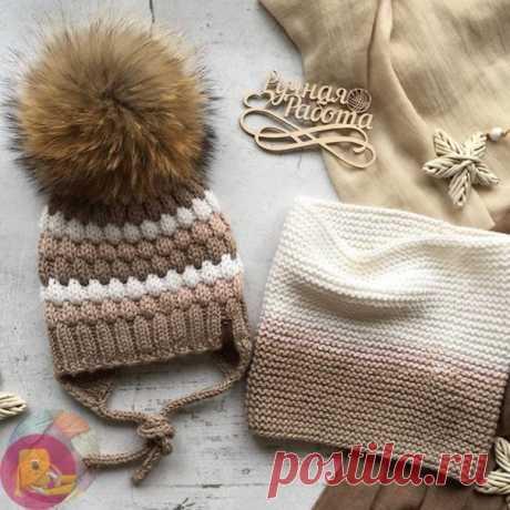 Симпатичная шапочка для девочки (Шитье и крой) – Журнал Вдохновение Рукодельницы