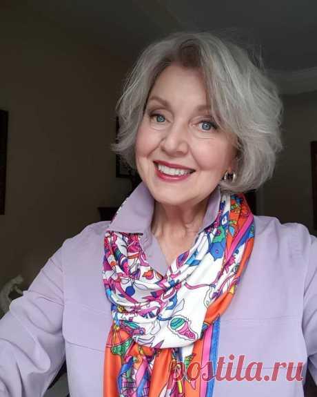 Стрижки, не требующие укладки, для женщин 60 лет: ощутить комфорт и легкость