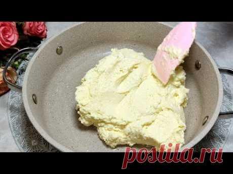 Сырники теперь НЕ делаю, НАШЛА рецепт проще и вкуснее! Делюсь НОВЫМ рецептом с творогом