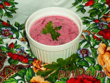 Литовский холодный борщ «Шалтибарщай» - упрощенный рецепт для жаркой погоды - Кулинарный блог
