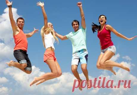 12 preceptos del optimista