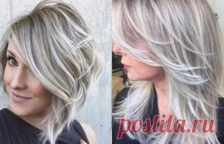 Как покрасить седые волосы в домашних условиях - Отлично выглядишь