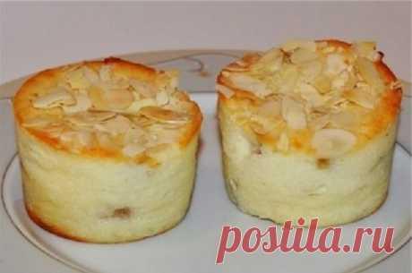 Десерт для стройняшек: творожное суфле