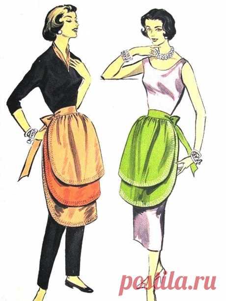 Фартуки женские