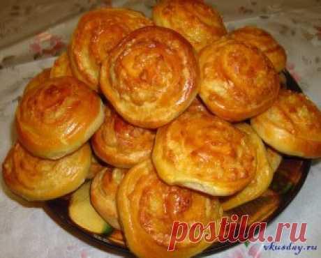 Сырные булочки | Вкусный день