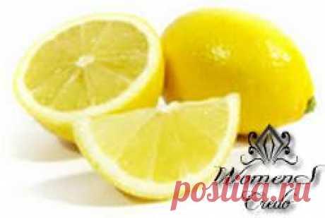 Необычные свойства лимона | Женское кредо