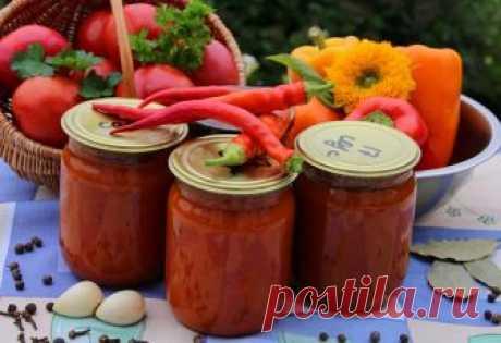 Сладкий томатный соус на зиму: вкуснее, чем магазинный кетчуп В моей семье кетчуп едят все и добавляют его в любые блюда: в неограниченном количестве. Так как покупать кетчуп в магазине и накладно, и не совсем полезно, стараюсь...