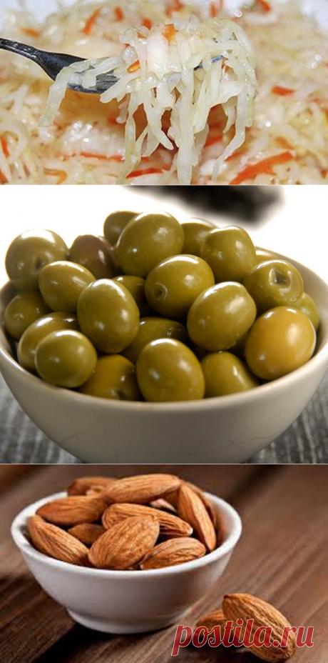 9 продуктов, которые буквально съедают твой жир! Чудесные варианты для перекуса! Вкусно и полезно.