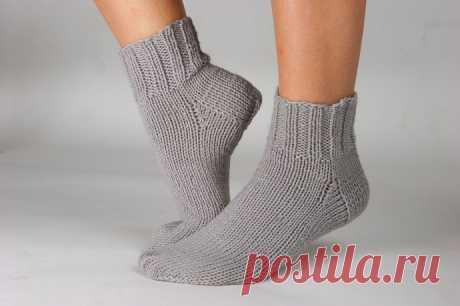Как рассчитать расход пряжи для вязания носков? из категории Интересные идеи – Вязаные идеи, идеи для вязания