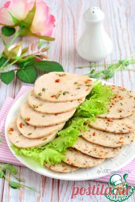 "Chicken snack ""Дамская"" - culinary recipe"