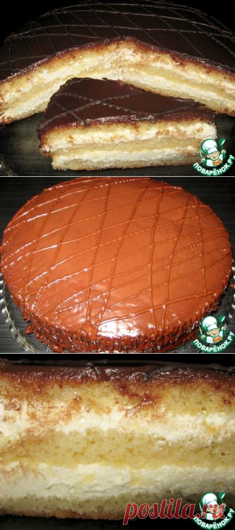 """Торт """"Чародейка""""...обязательно приготовлю - вкус хочется вспомнить!"""