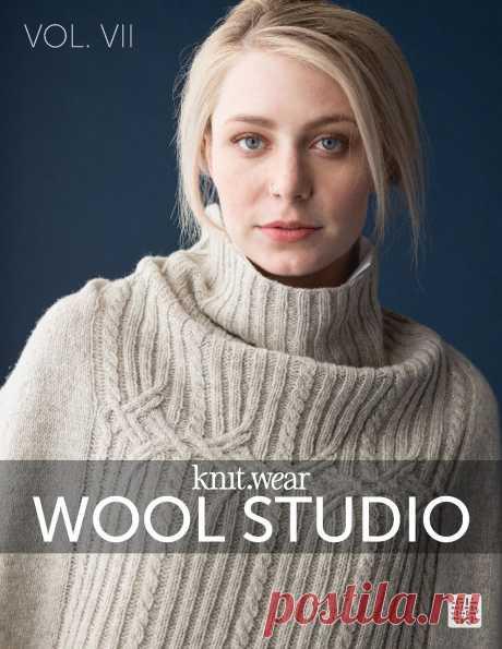 Knit.Wear - Wool Studio Vol. 7 2019