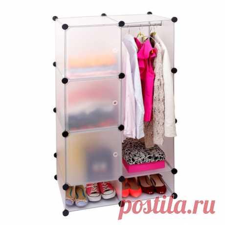 Шкаф-гардероб - купить за 2 280 рублей в интернет магазине с доставкой!