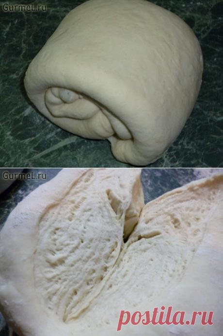 Чудо-тесто на кефире (для жарки)