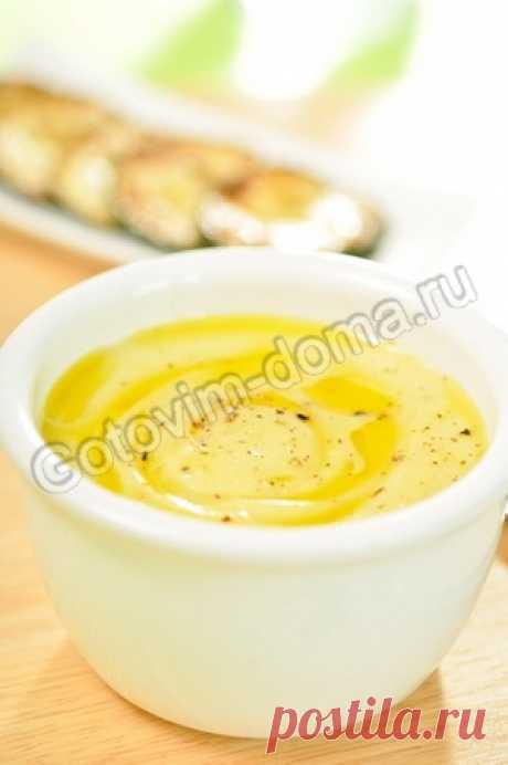 Рецепт: Скордалия (Skordalia). Греческая картофельно-чесночная закуска