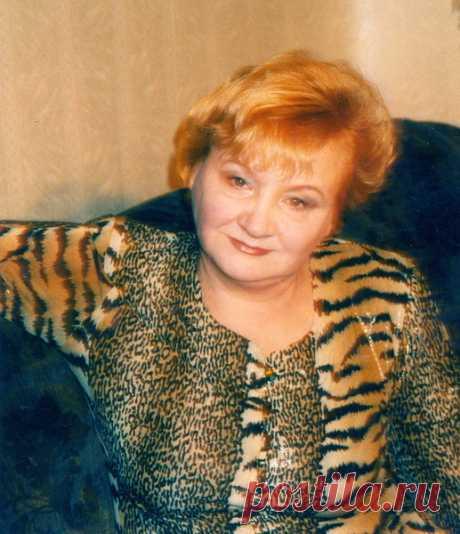 Лариса Кобзева