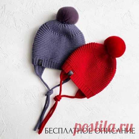 Детская шапочка от iton_knits