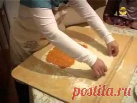 Тыквенные чуду - Ретро кухня - YouTube
