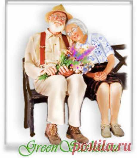 Ароматерапия для пожилых людей. Продление Золотого возраста. — greensashet