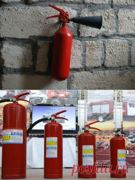 Что нужно знать об огнетушителях? | МЧС России | Общество | Аргументы и Факты