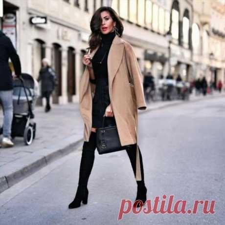 Статусное пальто: 5 деталей, которые покажут, что вы элегантная дама | Офигенная