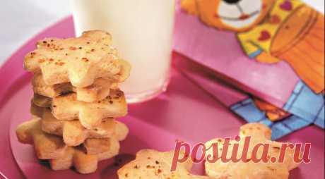 Творожное печенье, пошаговый рецепт с фото
