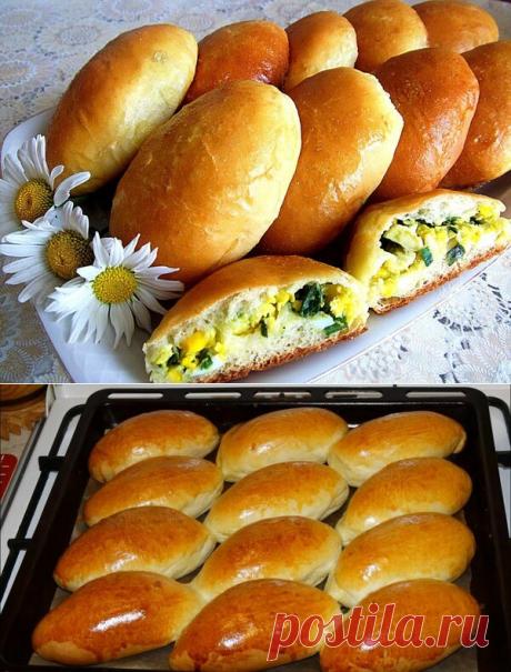 Мягкие пирожки на кефире за 50 рублей. | Жизненный наблюдатель. | Яндекс Дзен