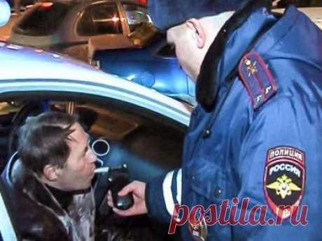 Как себя вести при проверке на трезвость - Водителю на заметку - Журнал - Quto.ru