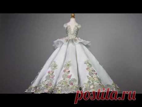 Научись шить свадебные и вечерние платья!