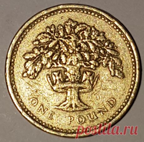 Old Round £1 Pound Coins 1983 - 2017 Round £1 British Coin Hunt   eBay