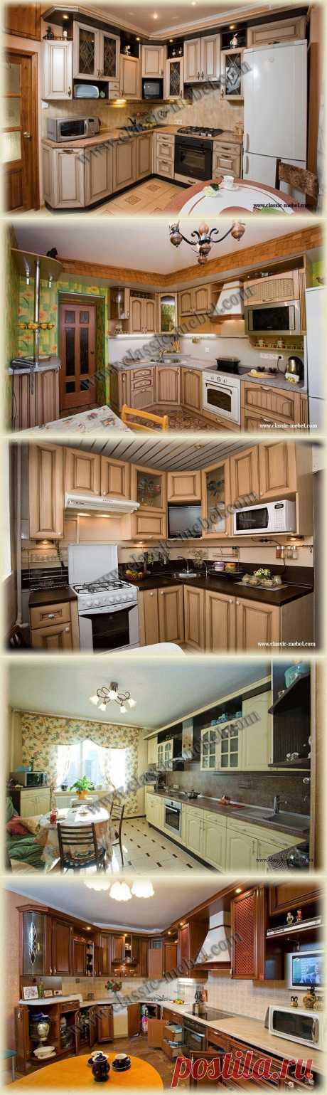 Кухни   Наш уютный дом