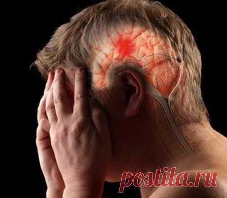 Ишемический инсульт, лечение народными средствами...