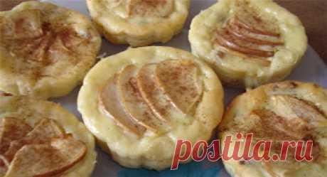 Самые вкусные рецепты: Сырники из духовки с яблоками рецепт