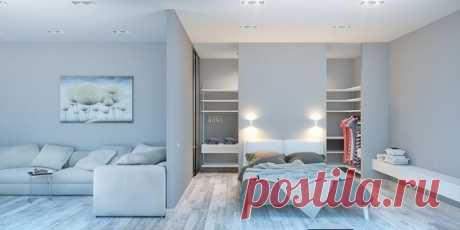 Project of studio - Interior design | Ideas of your house | Lodgers