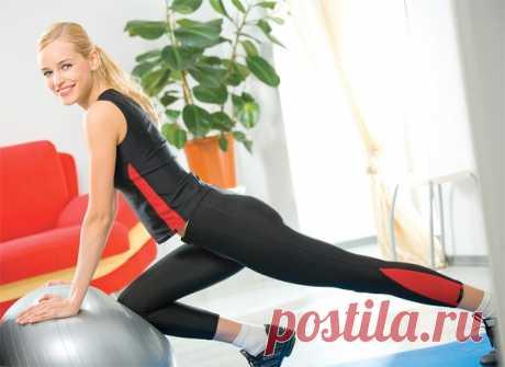 Упражнения для подтянутой внутренней стороны бедер! — Мегаздоров