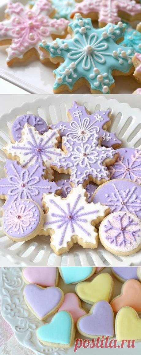 11 рецептов сахарной глазури | Четыре вкуса