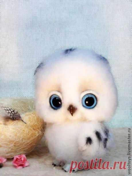 "(14) Toy animals, handmade. Fair Masters - handmade ""Asya"". Handmade. | vilten"