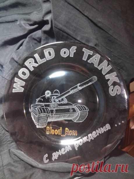 По мотивам игры WORLD of TANKS №4