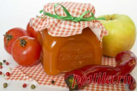 Острый кетчуп с антоновкой - Ботаничка.ru