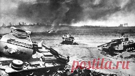 Раскрыты детали самого крупного танкового боя в истории | Лучшее из сети - Информационный портал Крамола